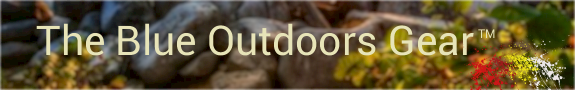 The Blue Outdoors Gear
